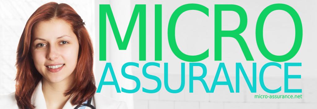 Micro assurance